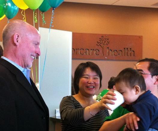 2011 04 02 Neighborcare Health Opening