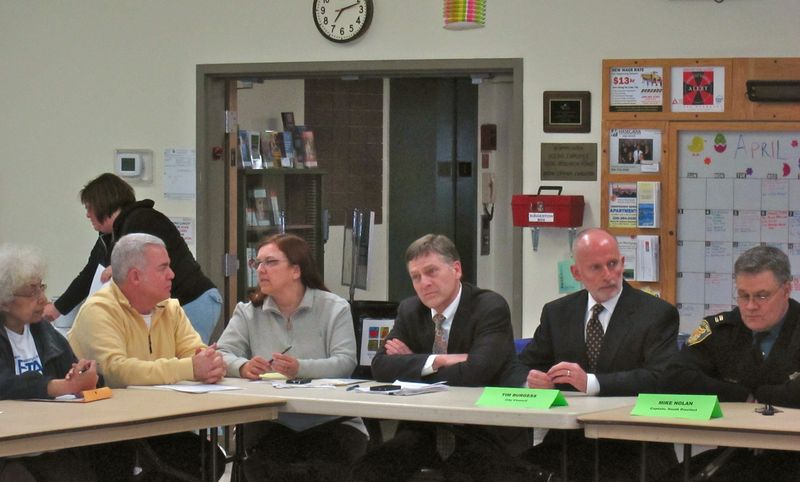 2011 04 06 SE Crime Meeting