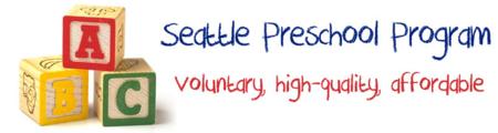 Seattle Preschool Program