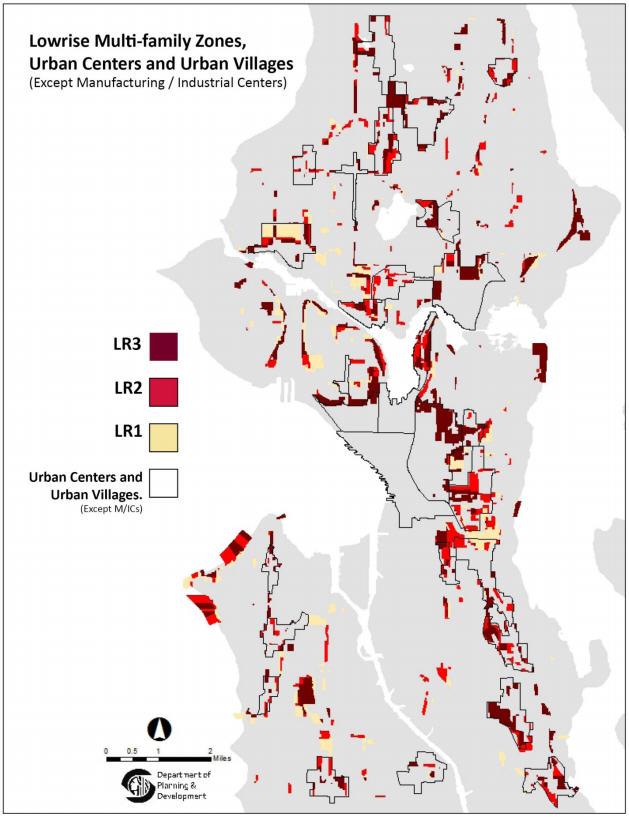 Lowrise-map